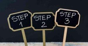 Three Steps image